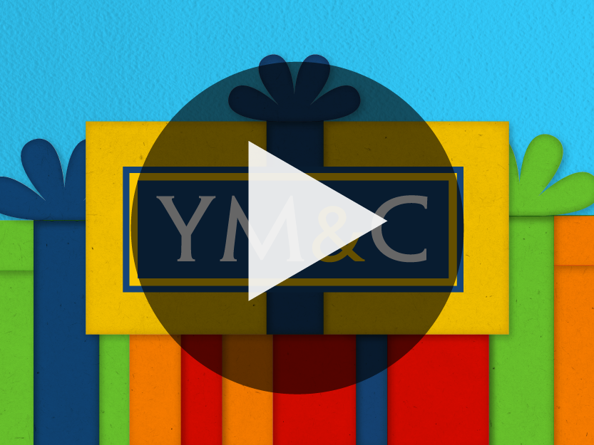 Happy Holidays from YM&C 2016