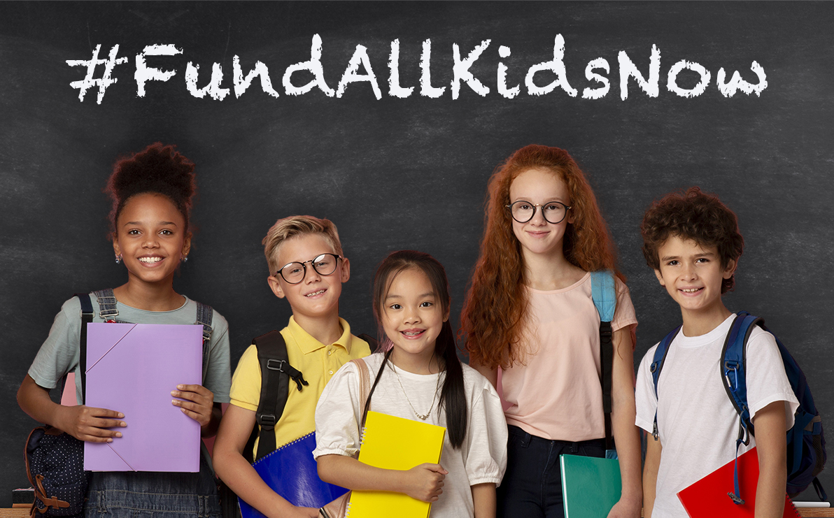 Fund All Kids Now