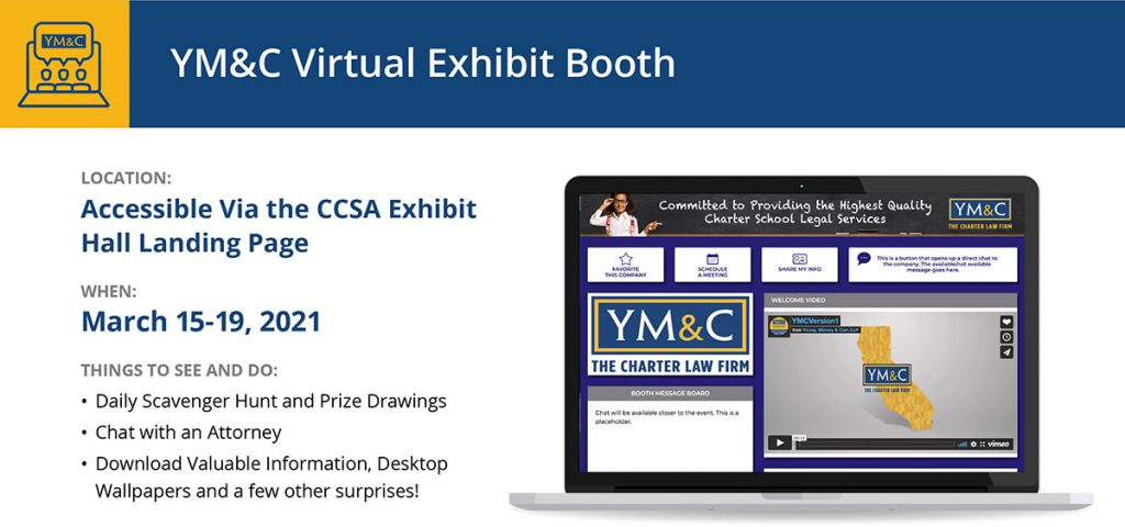 Virtual Exhibit Booth graphic
