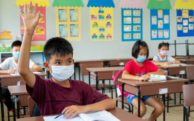 Welcoming Students Back During a Pandemic; School Reopening Considerations in Requiring a Face Covering for Students