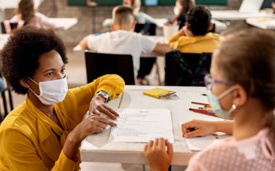 Return to the Starting Line – Updating your COVID Health and Safety Protocols for the New School Year, Including Mask Requirements!