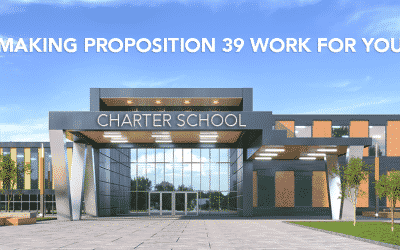 Making Proposition 39 Work for You